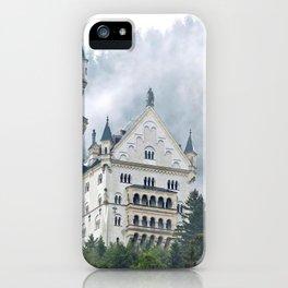 Magnificently Marvelous Neuschwanstein Castle Hohenschwangau Bavaria Germany Europe Ultra HD iPhone Case