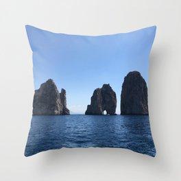 Tunnel of Love, Capri Throw Pillow