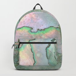 Shell Texture Backpack