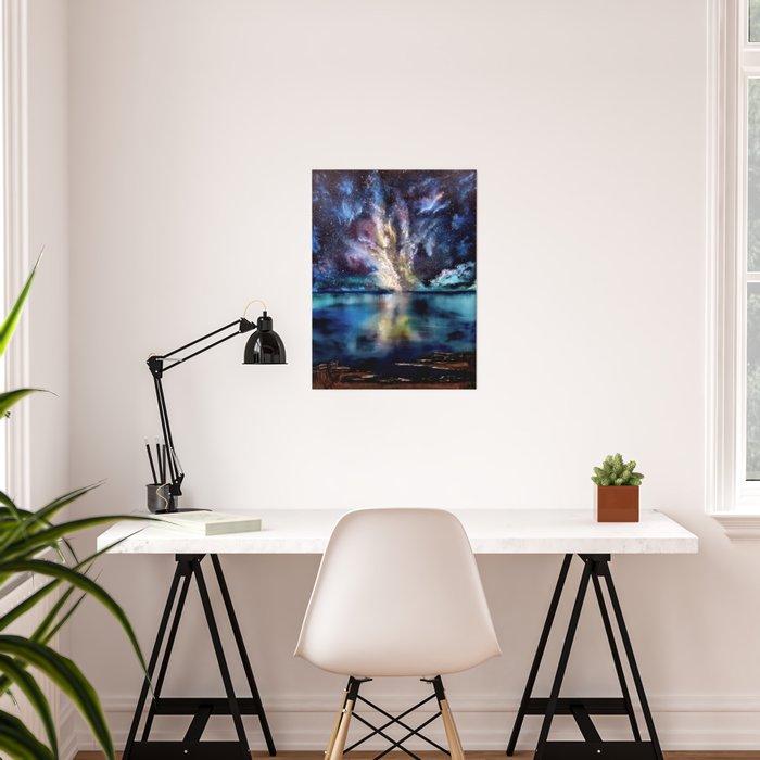 Cosmic Calm Poster