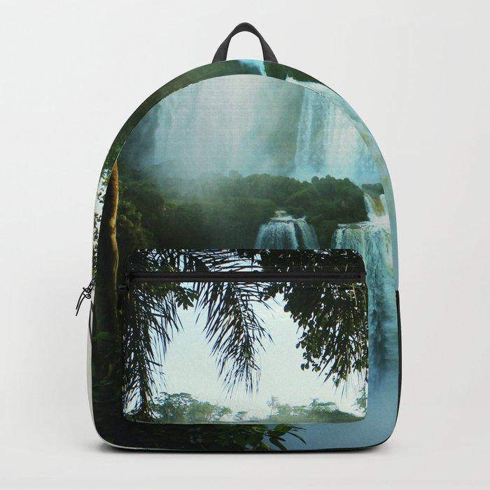 Wonderful Waterfall Backpack