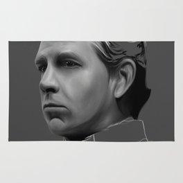 Orson Krennic: sketch-painting Rug