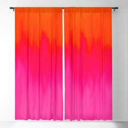 Bursting with Color Blackout Curtain