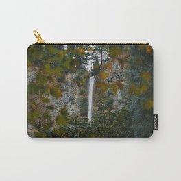 Multnomah Falls Autumn Carry-All Pouch
