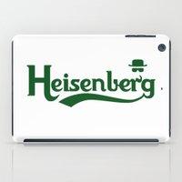 heisenberg iPad Cases featuring Heisenberg by Karlangas