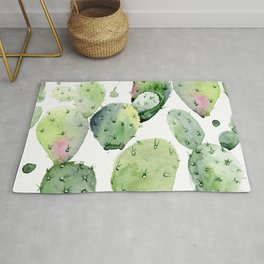 Cactus commotion Rug