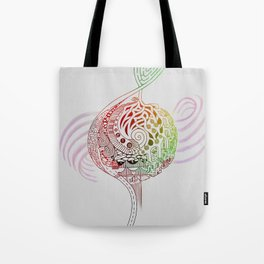 The Incessant Note Tote Bag