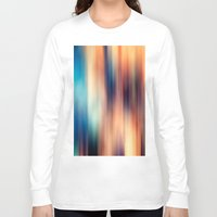 blur Long Sleeve T-shirts featuring Blur by ALT + CO