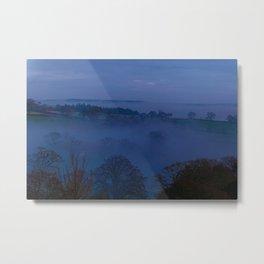 Fog 28 Metal Print