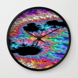 Disbelieving Incisor 9 Wall Clock