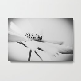 least abstract flower Metal Print