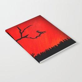 Lucky Bird Notebook