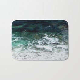 Pacific Ocean Colors Bath Mat