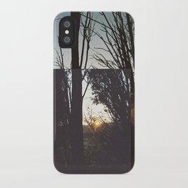 Through iPhone Case