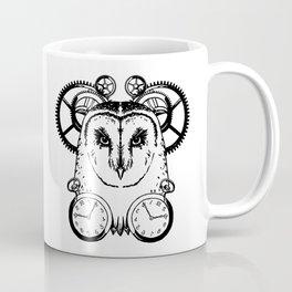 Clockwork Owl Coffee Mug
