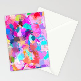 Candy Shop #painting Stationery Cards