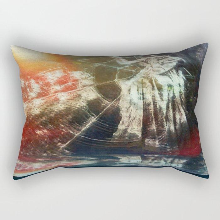 Arachnea Rectangular Pillow