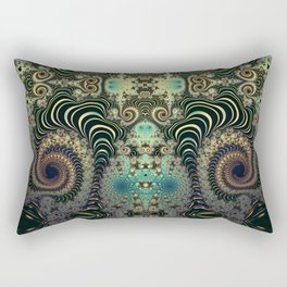 Joined Forces Rectangular Pillow