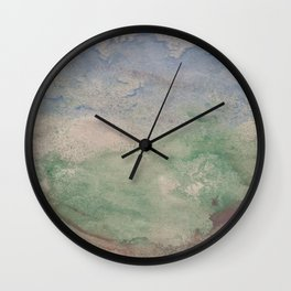 Informal texture two Wall Clock