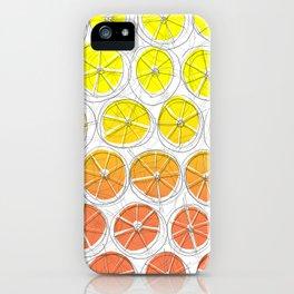 Red Lemonade iPhone Case