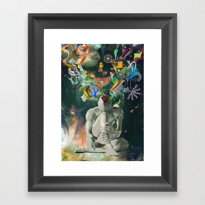 Ia:Sija Framed Art Print