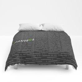 0000011111010111 Comforters