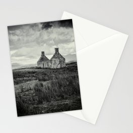 The Abandoned House II Stationery Cards