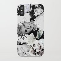 1d iPhone & iPod Cases featuring 1D Splat by D77 The DigArtisT