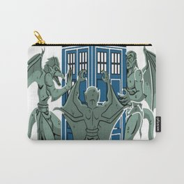 The Gargoyles have the phone box Carry-All Pouch