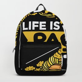 Life is full of Pastabilities Backpack