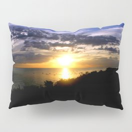Sunrise over Port Philip Bay - Melbourne Pillow Sham