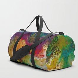 modern marble m Duffle Bag