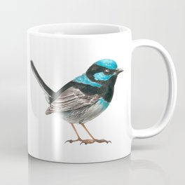 Fairy wren bird Coffee Mug