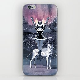 Nelvana iPhone Skin