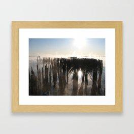 Bay Fog 1 Framed Art Print