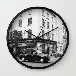 The Prince of Wales Pub - © Doc Braham; All Rights Reserved. Wall Clock
