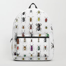 Beetlemania / Get your entomology on! Backpack