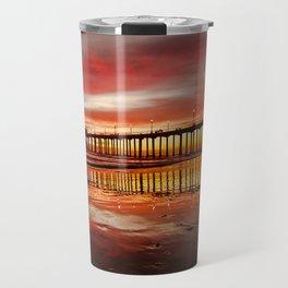 HB Sunsets 11-15-16 Travel Mug