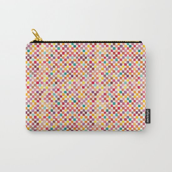 Klee Pattern Carry-All Pouch