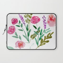 Country Bouquet Laptop Sleeve