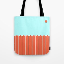 Six and Out Tote Bag