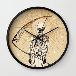 The dead #14 Wall Clock