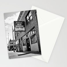 M Street Ale House Stationery Cards