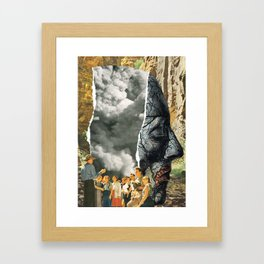 Take The Time To Understand Framed Art Print