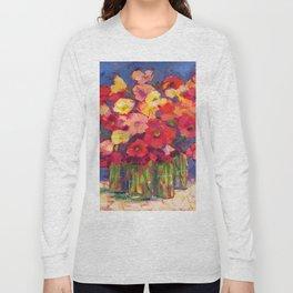 Poppy Party Long Sleeve T-shirt