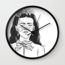.stay. Wall Clock