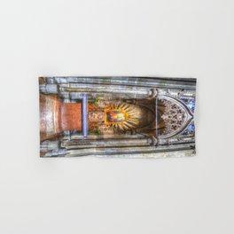Saint Padre Pio St Stephens Cathedral Vienna Hand & Bath Towel