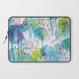 Mermaid Spirits Laptop Sleeve