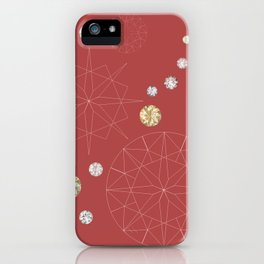 Diamonds for you iPhone Case