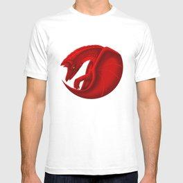 fierce dragon T-shirt
